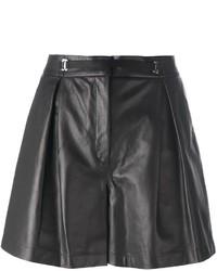 Short en cuir noir La Perla