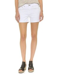 Short en denim blanc Rag & Bone