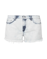 Short en denim bleu clair Rag & Bone