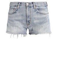 Short en denim bleu clair Ralph Lauren