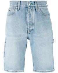 Short en denim bleu clair Tommy Jeans