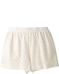 Short en dentelle blanc See by Chloe