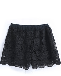 Short en dentelle original 4103301