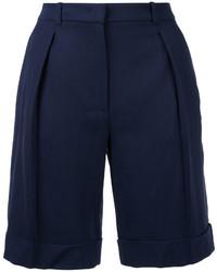 Short en laine bleu marine Michael Kors