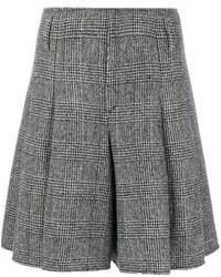 Short en laine gris Ermanno Scervino