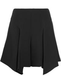 Short en soie noir Maiyet