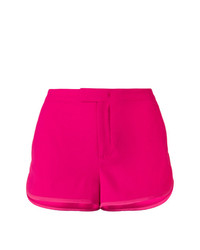 Short fuchsia RED Valentino