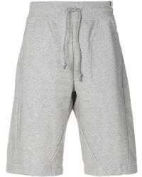 Short gris adidas