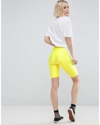 Short jaune Asos