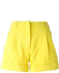 Short jaune Etro