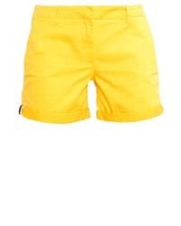 Short jaune Tommy Hilfiger