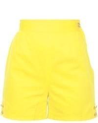 Short jaune Versace