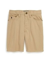 Short marron clair