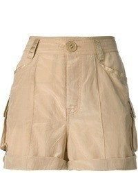 Short marron clair Ralph Lauren