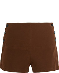 Short marron See by Chloe