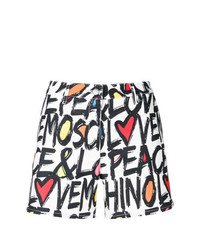 Short multicolore Love Moschino