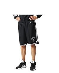 Short noir adidas