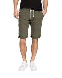 Short olive edc by Esprit