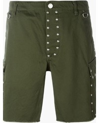 Short olive Saint Laurent