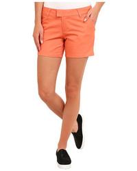 Short orange