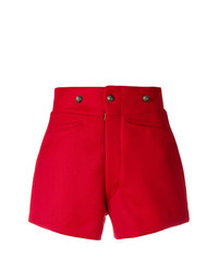 Short rouge Maison Margiela