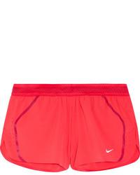 Short rouge Nike