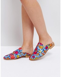 Slippers bleu clair Free People
