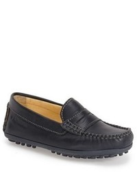 Slippers bleu marine