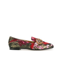 Slippers multicolores Dolce & Gabbana