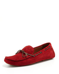 Slippers rouges