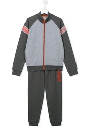 Survêtement gris Armani Junior
