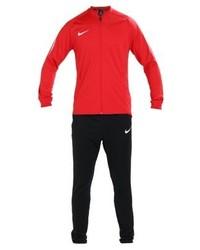 Survêtement rouge Nike