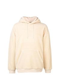 Sweat à capuche beige Givenchy