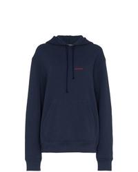 Sweat à capuche bleu marine Calvin Klein 205W39nyc