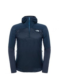 Sweat à capuche bleu marine North Face