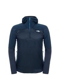 Sweat à capuche bleu marine North Face
