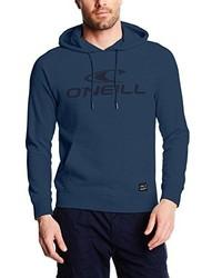 Sweat à capuche bleu marine O'Neill