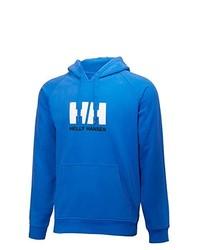 Sweat à capuche bleu Helly Hansen