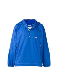 Sweat à capuche bleu Off-White