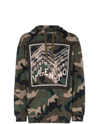 Mode Acheter Valentino Hommes Camouflage Lookastic Pull w4q4rIx0