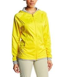 Sweat à capuche chartreuse Calvin Klein Golf