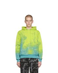 Sweat à capuche chartreuse Clot