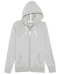 Sweat a capuche gris original 420444
