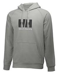 Sweat à capuche gris Helly Hansen