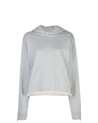 Sweat à capuche gris RtA