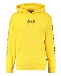 pull vans jaune