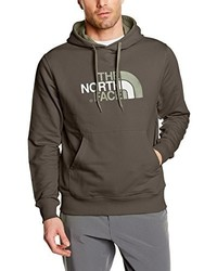 Sweat à capuche marron The North Face