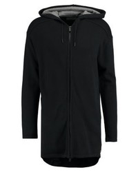 Sweat à capuche noir Calvin Klein