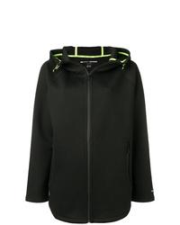 Sweat à capuche noir DKNY