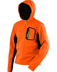 Sweat à capuche orange EDELRID